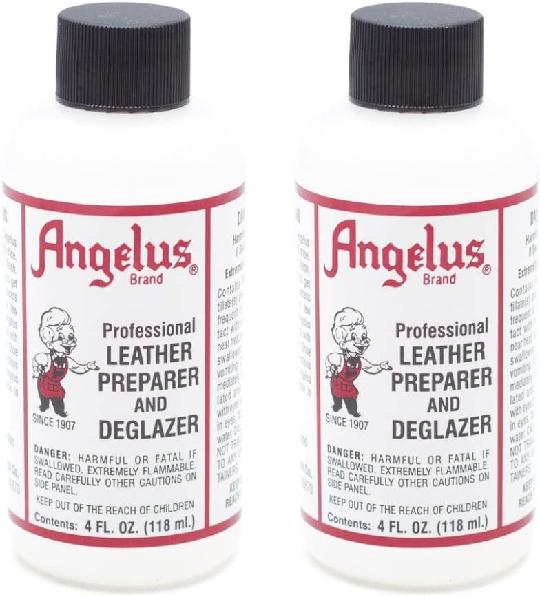 Angelus Leather Preparer and Deglazer