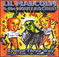 Zydeco Three Way-Songs of Rock