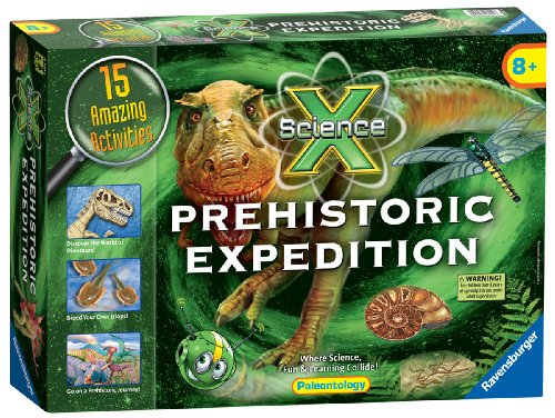 Ravensburger La Science x - préhistorique Expedition