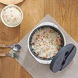 ERLINGO Arrocera Microondas Arrocera Multi-función Cocina Vaporizador con tapa de filtro, Microondas, Arroz de 2 capas, Multifuncional, Cocina, Cocina, Cocina de Arroz (Verde)