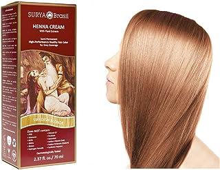 Surya Brasil Products Henna Cream, Swedish Blonde, 2.37 Fluid Ounce