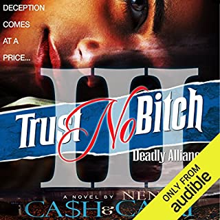 Trust No Bitch 3 audiobook cover art