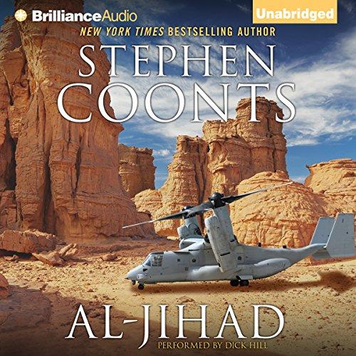 Al-Jihad audiobook cover art