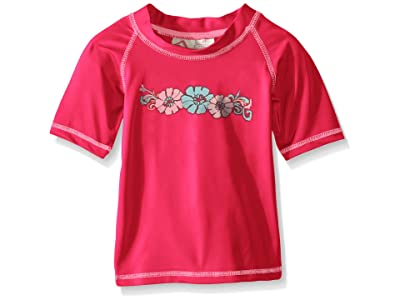 Kanu Surf UPF 50+ Sun Protective Rashguard Swim Shirt (Toddler)