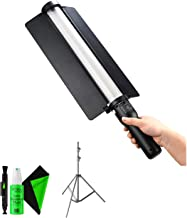 Godox LED Light Stick LC500 + Godox 260T Air-Cushioned Light Stand + Professional Cleaning Kit