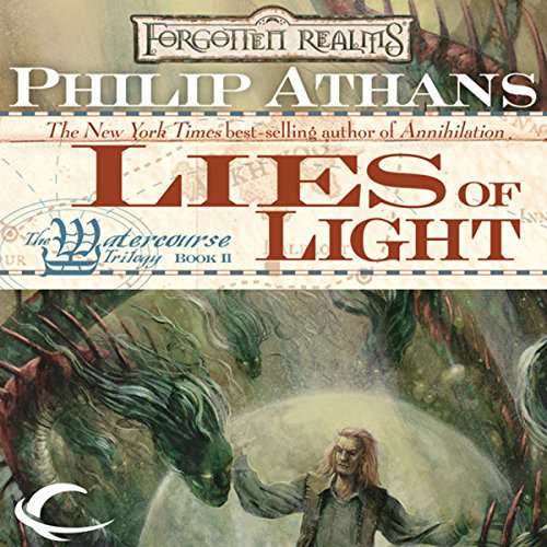 Lies of Light audiobook cover art