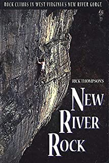 New River Rock: Rock Climbs in West Virginia's New River Gorge