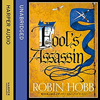 Fitz and the Fool - Fool's Assassin - Part One cover art