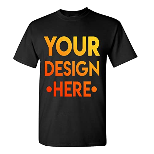 dri fit t shirts - print your own