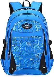 Camo School Backpack Lightweight Schoolbag Travel Camp Outdoor Daypack