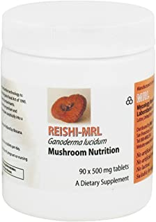 Mycology Research Labs - Reishi 500 mg 90 tabs