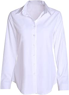 Best maternity white button down shirt Reviews