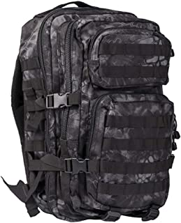 Mil-Tec MOLLE Tactical Pack (Mandra Night, Large)
