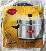 Pigeon by Stoverkraft Rubber Gasket Senior for Outer Lid Cooker Pressure Pan; Black (Dia 27 cm) Suitable for-7.5 L; 10 L; ...