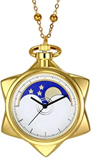 luna pocket watch