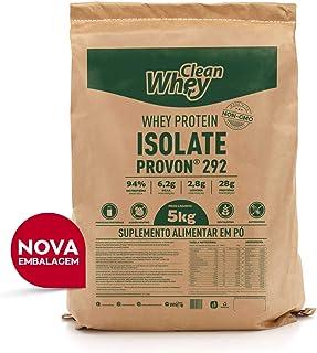 Whey Protein Isolate Provon 2982 (5kg) Glanbia