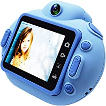 2019 Children Kids Digital Camera 2.0 Inch Screen Support HD Video Record Self Timer,Best Gift for Yourself &Family, Record A Good Life