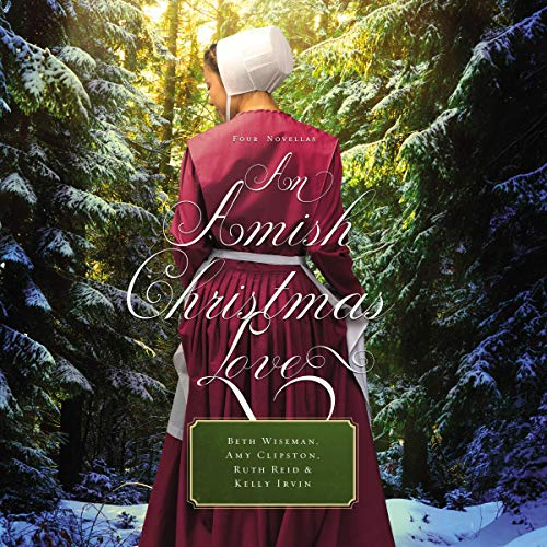 An Amish Christmas Love cover art