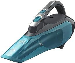 BLACK+DECKER dustbuster Handheld Vacuum, Cordless, Wet/Dry, Titanium (HLWVA325J21)