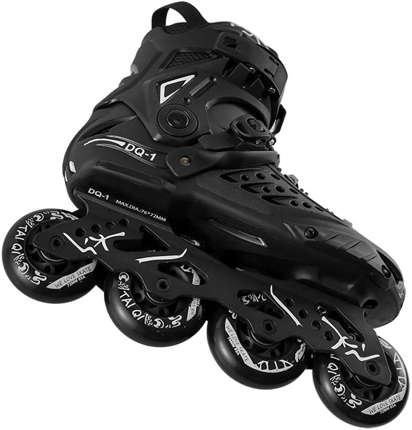 Roller Skates Inline Skates for Adult,Club Recommendation Outdoor Blades Roller Skates,Inline Outdoor Skates Durable Roller Skates Young for Women and Man,Sporting Goods Fancy Youth Skates