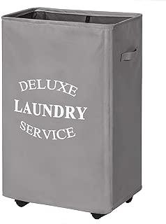 used laundry carts on wheels
