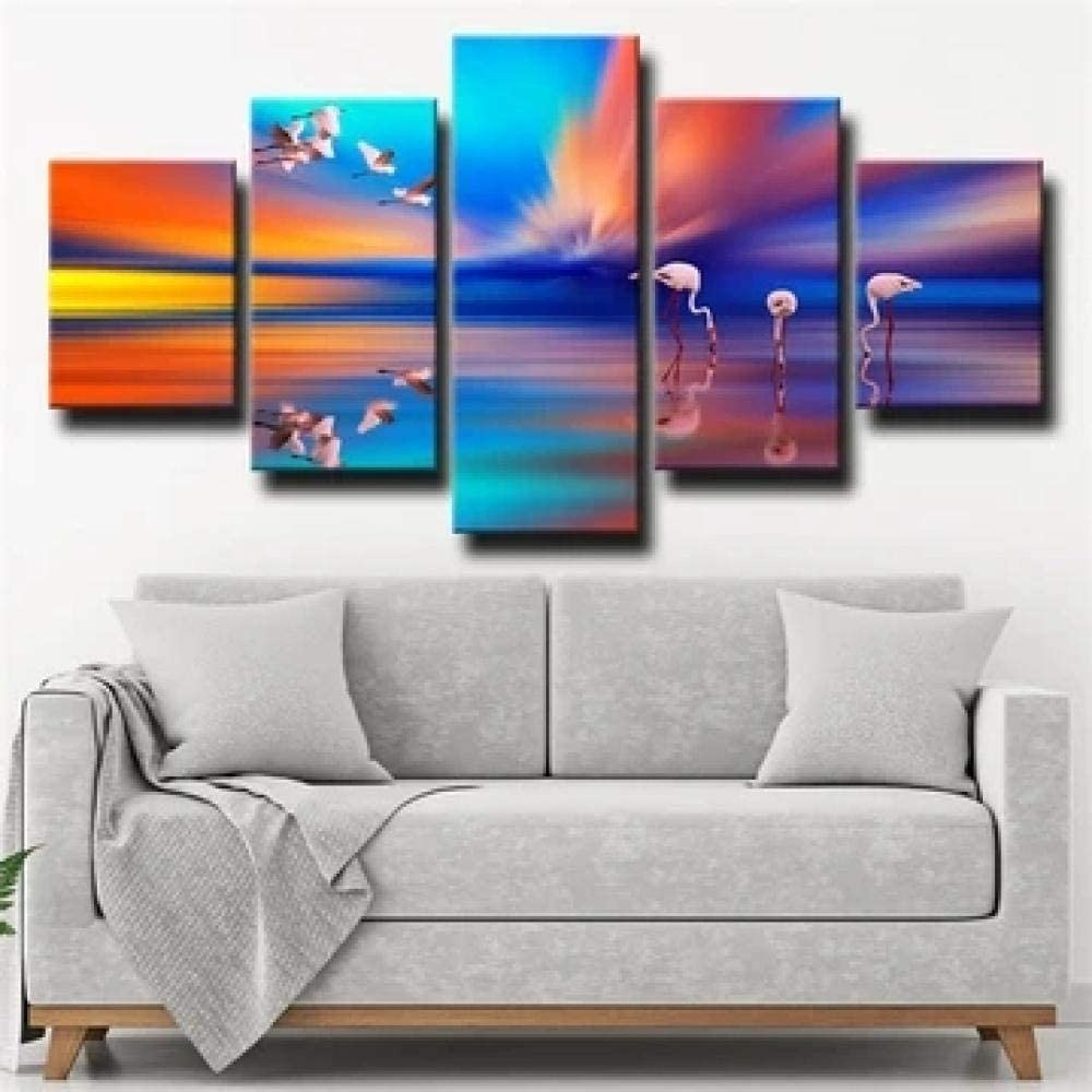 IKLOP Large Pictures for Living Room Canvas Panel Su 5 Direct stock discount Paintings New color