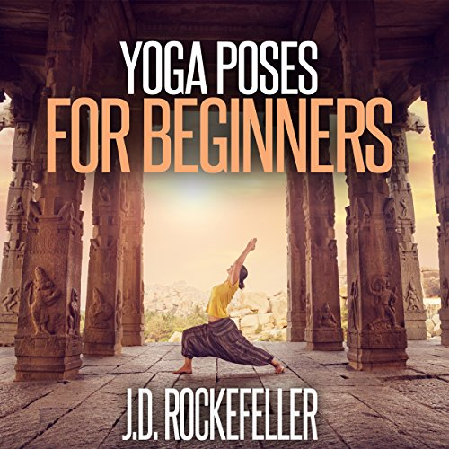 Yoga Poses for Beginners cover art