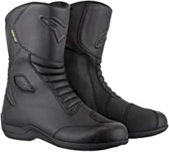 Alpinestars Web Gore-Tex Men's Street Motorcycle Boots (Black, EU Size 45)