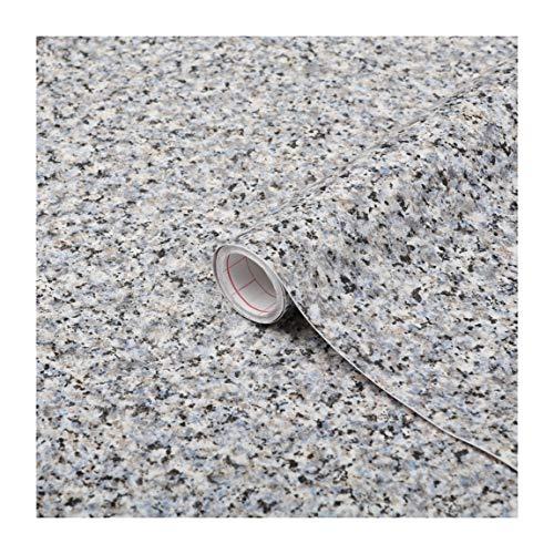 d-cfix, Folie, Marmor, Porrinho graublau, Rolle 67,5 x 200 cm, selbstklebend