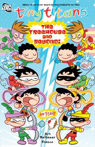 Tiny Titans Vol. 6: The Treehouse and Beyond (English Edition)