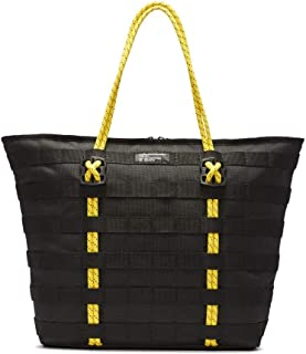 Nike AF-1 Tote Black/Yellow Size One Size