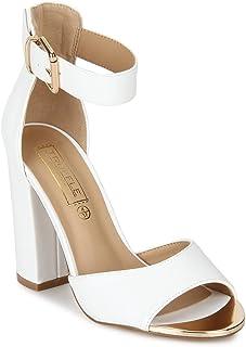 4e9055e0eec23 TRUFFLE COLLECTION Women's Fashion Sandals Online: Buy TRUFFLE ...