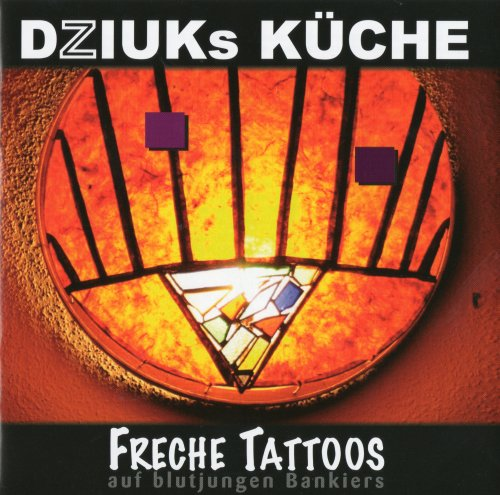 Freche Tattoos auf blutjungen Bankiers
