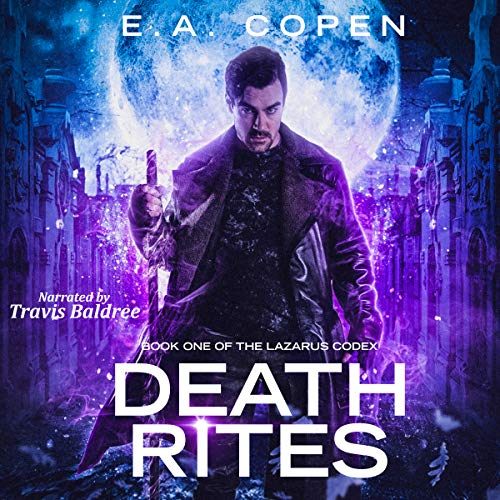 Death Rites (The Lazarus Codex) cover art