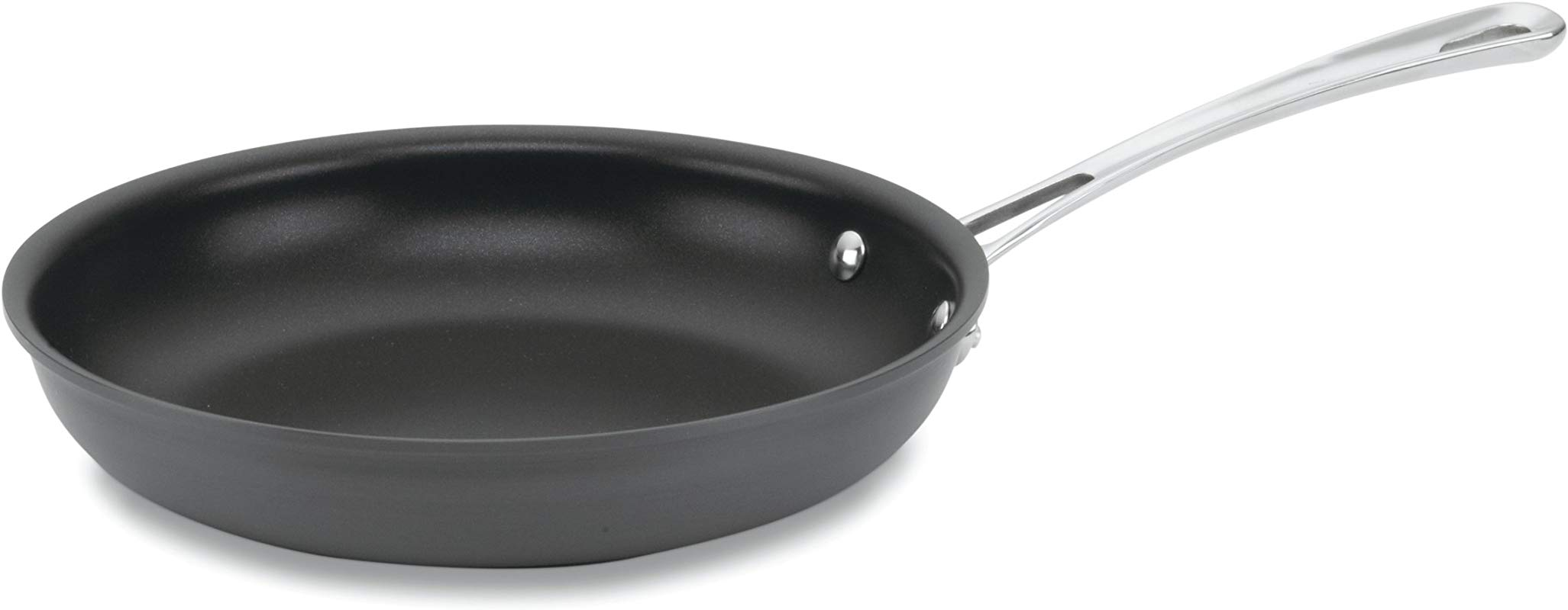 Cuisinart 6422 24 Contour Hard Anodized 10 Inch Open Skillet