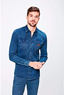 c94f80f687 Moda - Damyller - Camisas / Roupas na Amazon.com.br