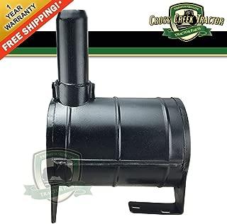 AL35753 Muffler Made For John Deere Tractor 2040S 2140 2450 2555 2650 2750 2755 2850 3300