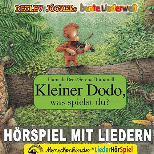 Kleiner Dodo, was spielst du? Titelbild