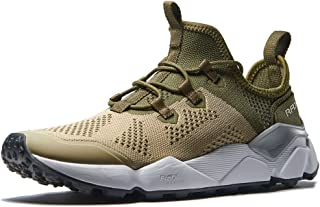 RAX Men's Energy Cushioning Walking Shoes Trail Running Shoes Fashion Sneakers