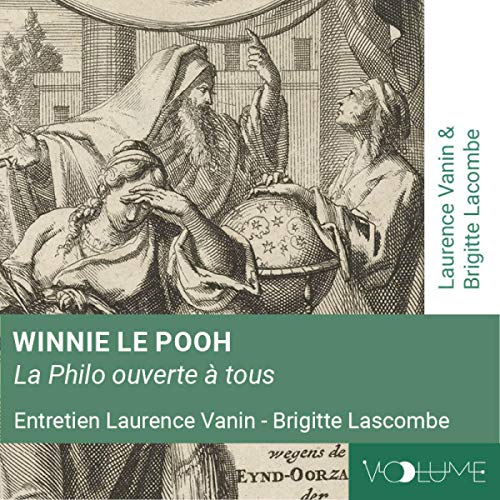 Winnie le Pooh cover art