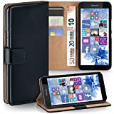 MoEx® Book-style flip case to fit Microsoft Lumia 535 |
