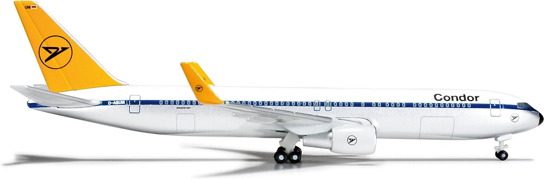 Herpa 523974 - Condor Retrojet Boeing 767-300 - D-ABUM