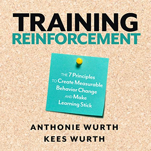 Training Reinforcement audiobook cover art