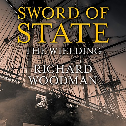 Sword of State: The Wielding audiobook cover art