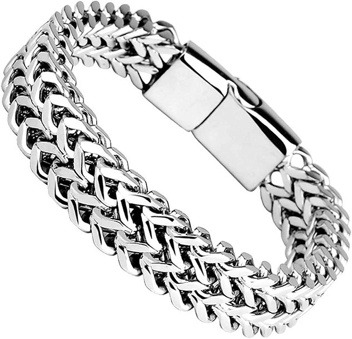 sale SPARKL Jewellry Max 49% OFF Stainless Steel Men Buckle Magnet Titanium