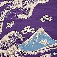 開運亭 富士山 縁起小風呂敷