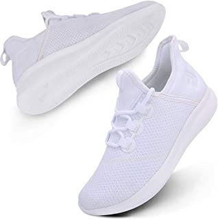 958cb9ed742 JOINFREE Fashion Women Sports Shoes Air Mesh Breathable Walking Sneakers  Gym Trainers