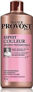 Franck Provost Shampoo Professionale Expert Couleur, Shampoo con Bacche D'Acai per Capelli Colorati e Trattati, 750ml