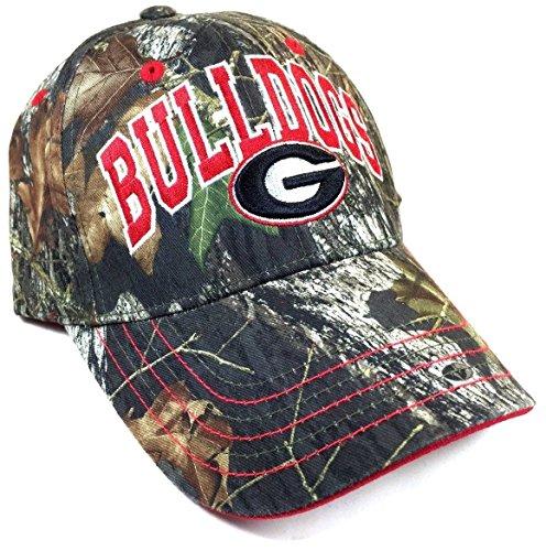 camo bulldogs hat - 2