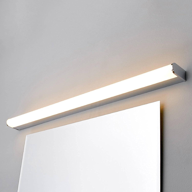 Lindby LED Spiegelleuchte 20cm, IP20   Wandlampe Badezimmer 20V    Badleuchte Wandleuchte warmweiß 20.20K   Spiegellampe 20 Lumen inkl. 20 x  200W LED ...